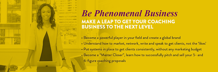 Be Phenomenal Business.png