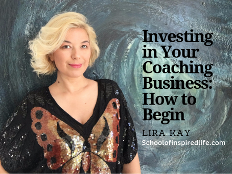 How to Invest in Your Coaching Business to Get Best Possible Return
