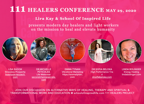 111 Healers Conference: Find Your Method to Healing Yourself Today