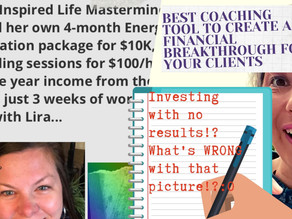 Best Coaching Tool to Create a Financial Breakthrough for Your Most Difficult Clients