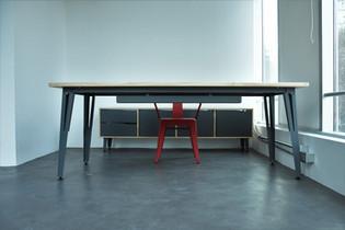 Privado escritorio y arrimo media altura
