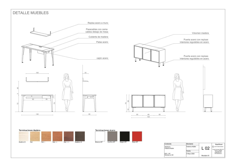 Lamina 02 Proyecto Casa
