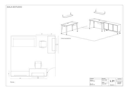 Lamina 01 Proyecto Casa
