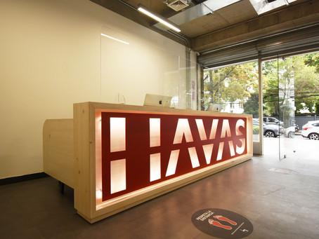 La transición hacia el hot-desking del Grupo HAVAS