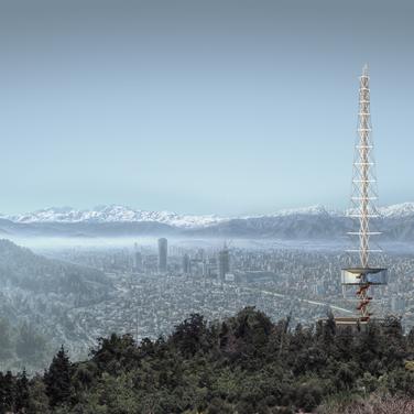 Torre Antena Stgo