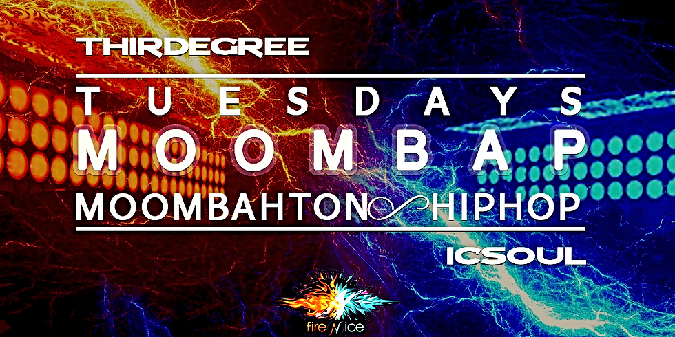Tuesday Nights @ Fire N Ice Featuring DJs Thirdegree & IcSoul