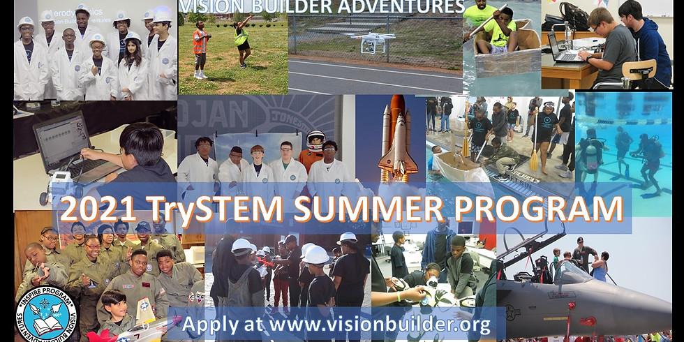TrySTEM Summer Program 2021