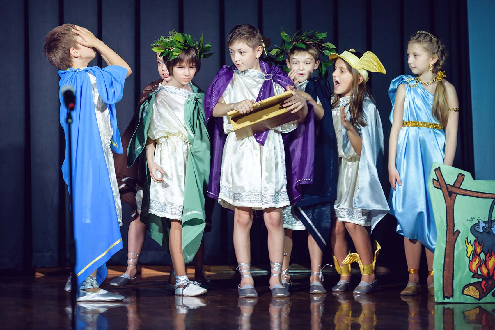 Фотосъемка детских праздников
