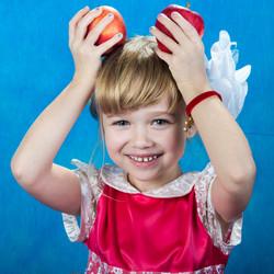 Детский выпускной фотоальбом портреты