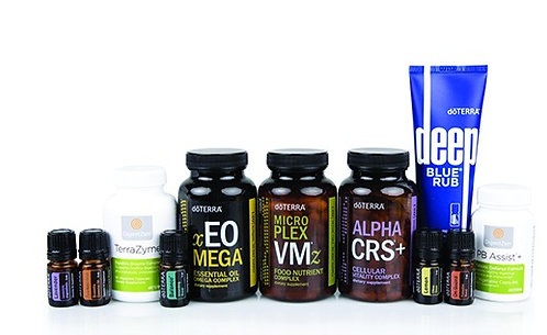 Habitudes quotidiennes I Daily Habits Kit I Collection doTERRA