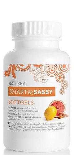 Gélules Smart & Sassy®  I Mélange métabolique I Huiles essentielles