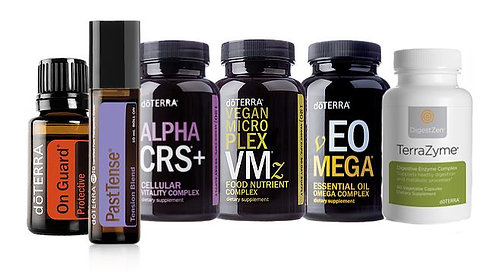 Vitalité I Monthly Vitality Kit I Collection doTERRA
