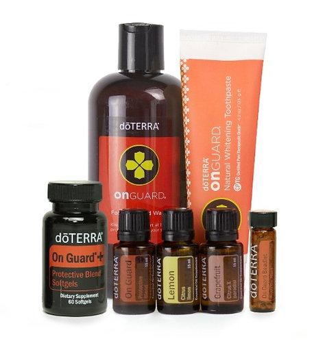 ImmunitéI Immune booster  kit I Collection doTERRA