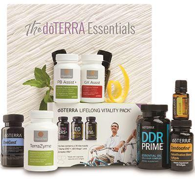 Pack détox 30 jours I doTERRA Clean &Restore®  + guide Élimination&Régénération