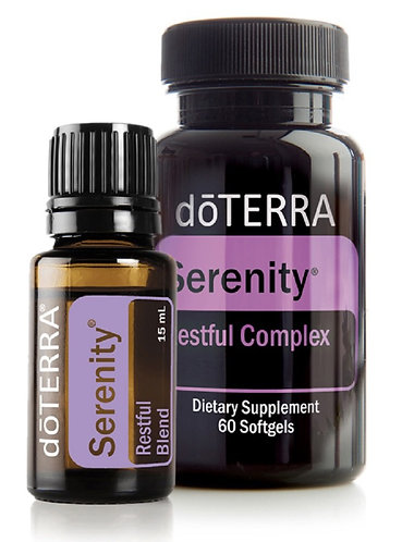 doTERRA Serenity® Combo Pack I Mélange Reposant