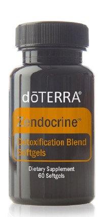 dōTERRA Zendocrine® Softgels/Mélange Détoxifiant