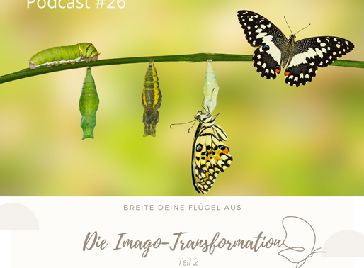 Neuer Podcast zur Imagotransformation