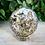 Thumbnail: Ocean Jasper with Druzy Pockets Sphere