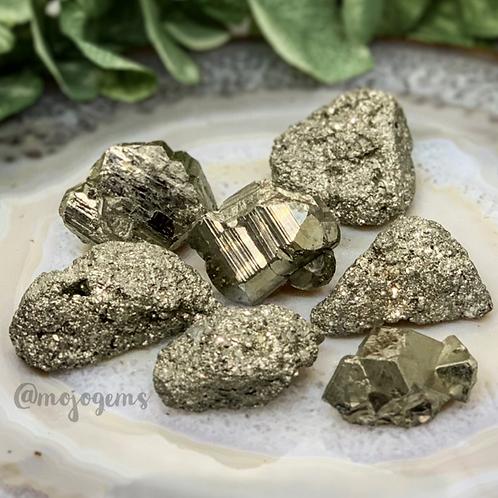 Pyrite, Medium Raw Chunk