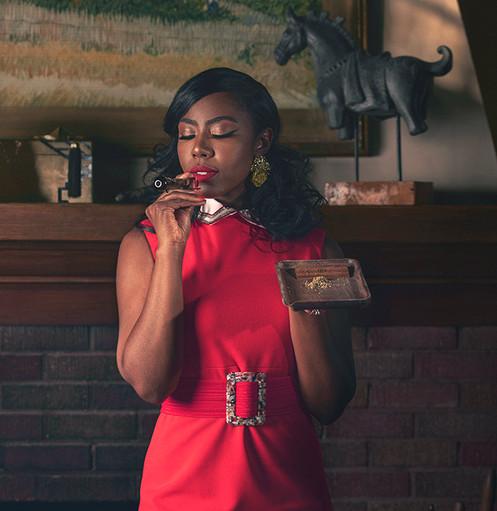 MCM Red Dress.jpg