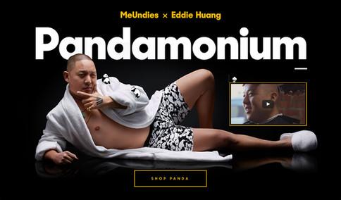 Pandamonium Me Undies Eddie Huang