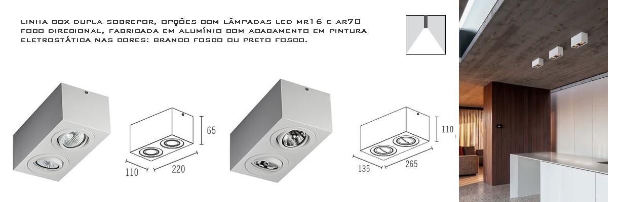SPT 3014 (GU10)/ SPT 3015 (AR70)