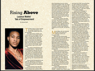 Rising Above: Lazarus Mathis' Tale of Empowerment