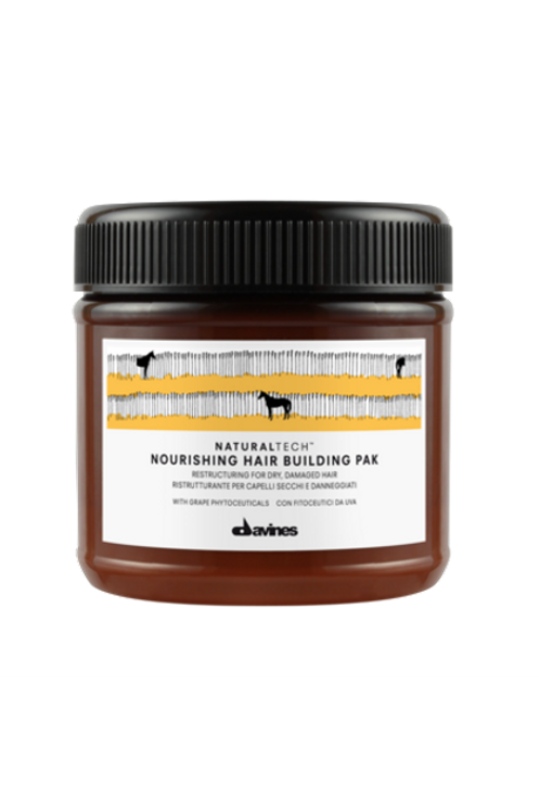 Natural Tech Nourishing Hair Building Pak 250ml