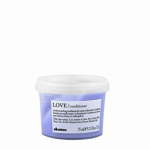Davines Love Smooth Conditioner TRAVEL 75ml