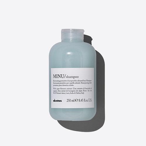 Minu Shampoo Illuminating 250ml