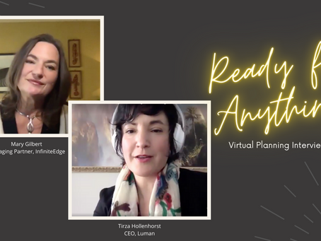 """Ready for Anything"" Virtual Planning Interview"
