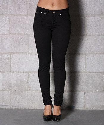Lola Jeans Slim CELINA-BLK