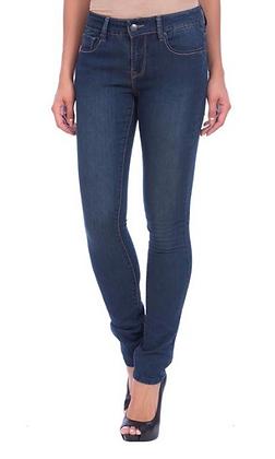 Lola Jeans Straight KRISTINE-MSB
