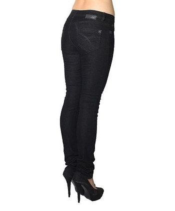 Lola Jeans Straight KRISTINE-BLK
