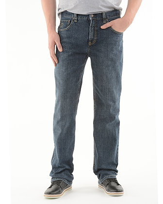 LOÏS Brad Classique, Bleu (Grandes tailles)