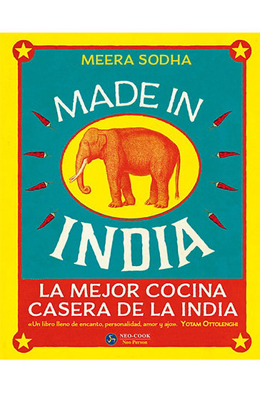 MADE IN INDIA. SODHA, MEERA