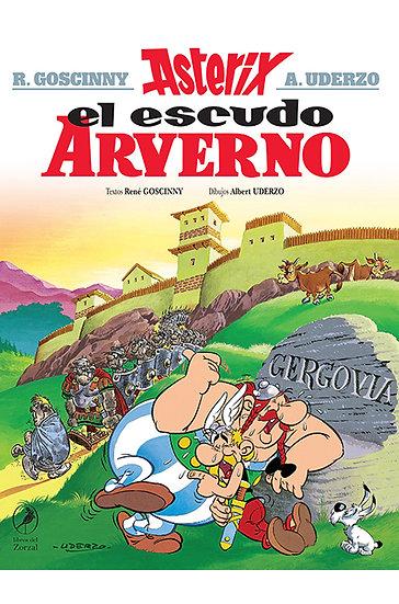 ASTERIX: EL ESCUDO ARVERNO. GOSCINNY, RENÉ - UDERZO, ALBERT