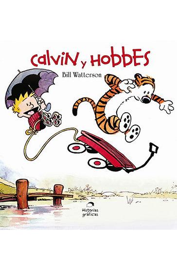 CALVIN & HOBBES. WATTERSON, BILL