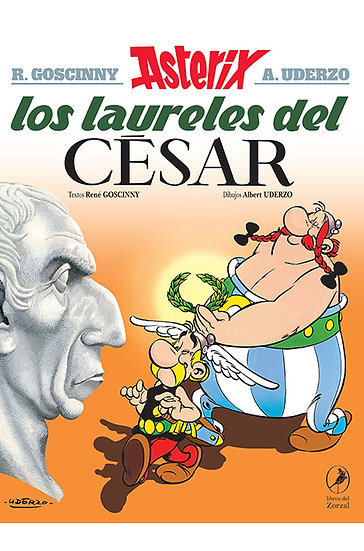 ASTERIX: LOS LAURELES DEL CÉSAR. GOSCINNY, R. - UDERZO, A.
