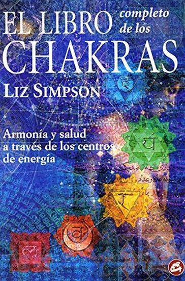 EL LIBRO COMPLETO DE LOS CHAKRAS. SIMPSON, LIZ