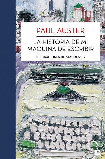 LA HISTORIA DE MI MÁQUINA DE ESCRIBIR. AUSTER, PAUL