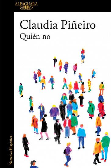 QUIÉN NO. PIÑEIRO, CLAUDIA