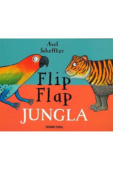 FLIP FLAP: JUNGLA. SCHEFFLER, AXEL