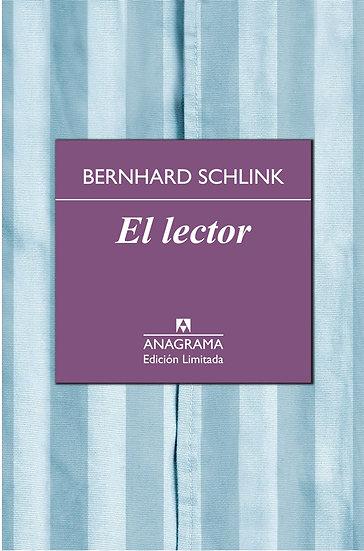 EL LECTOR (EDICIÓN LIMITADA). SCHLINK, BERNHARD