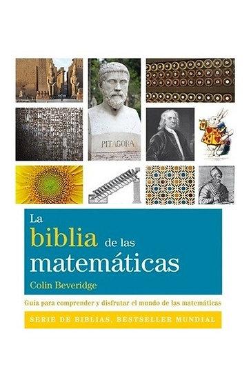 LA BIBLIA DE LAS MATEMÁTICAS. BEVERIDGE, COLIN