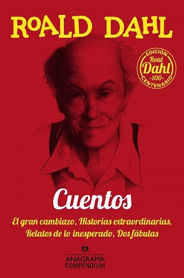 CUENTOS. DAHL, ROALD