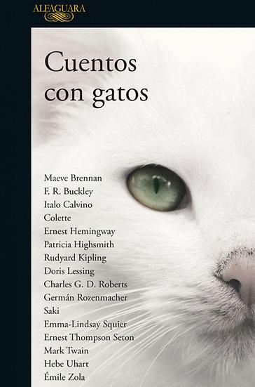 CUENTOS CON GATOS. VV.AA.
