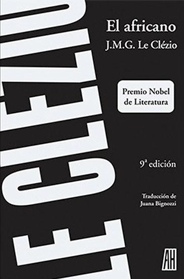 EL AFRICANO. LE CLÉZIO, J.M.G.