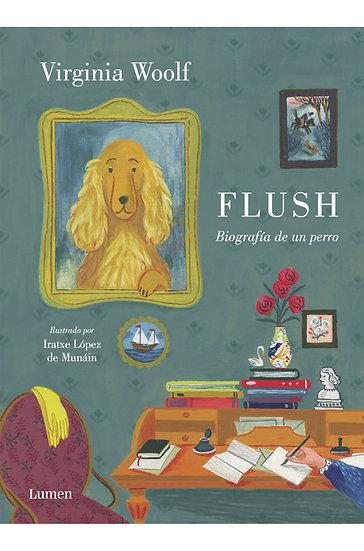 FLUSH. WOOLF, VIRGINIA