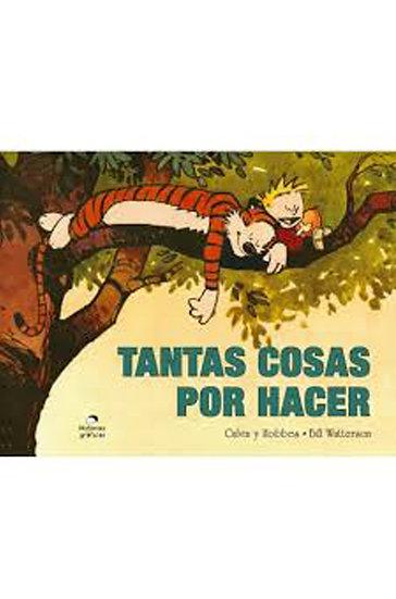 CALVIN & HOBBES: TANTAS COSAS POR HACER. WATTERSON, B.